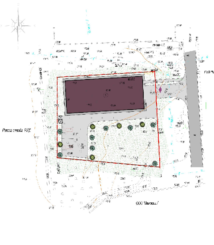 Содержание проекта планировки территории
